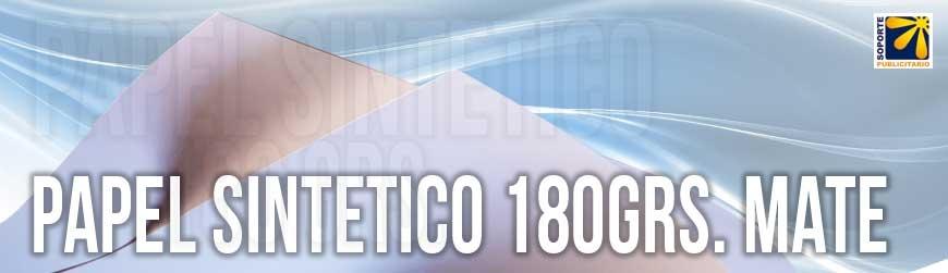 PAPEL SINTETICO 180GRS