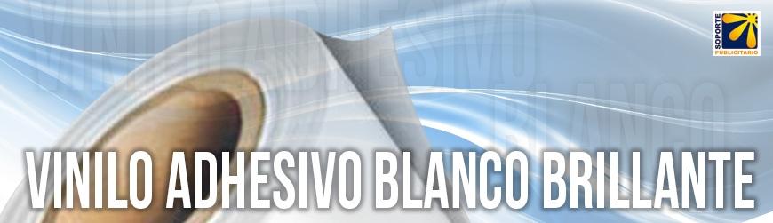VINILO ADH. BLANCO BRILLANTE