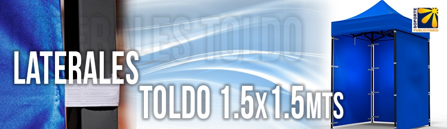 OPCIONALES MURO 1.5X1.5 MTS