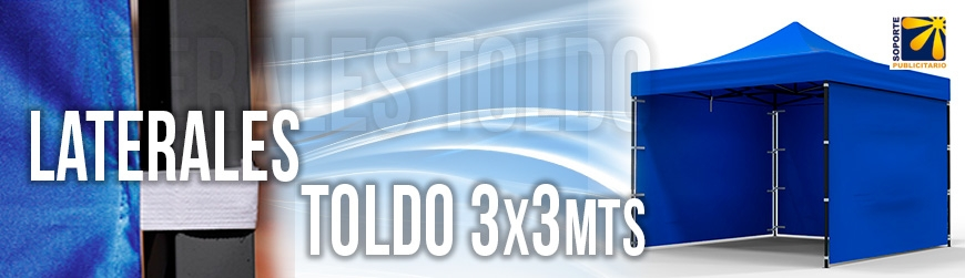 OPCIONALES MURO 3X3 MTS