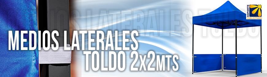 OPCIONALES MEDIO MURO 2X2 MTS