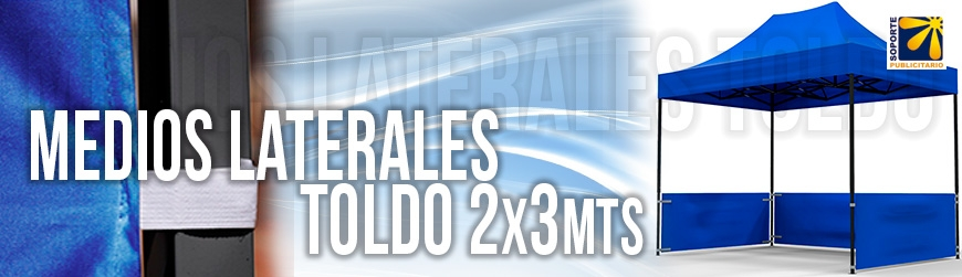 OPCIONALES MEDIO LATERAL 2X3 MTS