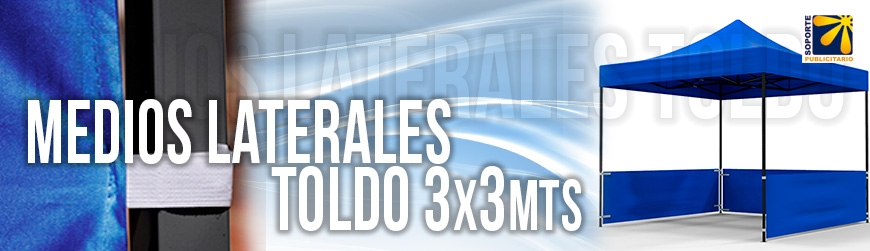 OPCIONALES MEDIO LATERAL 3X3 MTS