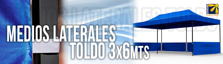 OPCIONALES MEDIO MURO 3X6 MTS