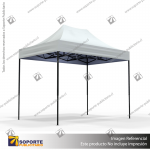 CARPA 2*3 MTS COLOR BLANCO PARA TOLDO PUBLICITARIO (C10)