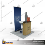 STAND PUNTO DE PROMOCION 1.5*1.5 MTS EQUIP2