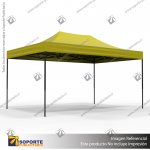 TOLDO PUBLICITARIO 3*4.5 MTS COLOR AMARILLO